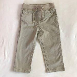 Baby Gap Boys Khaki Pants Size 18-24 Months